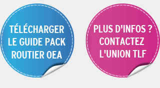 Pack routier oea contact